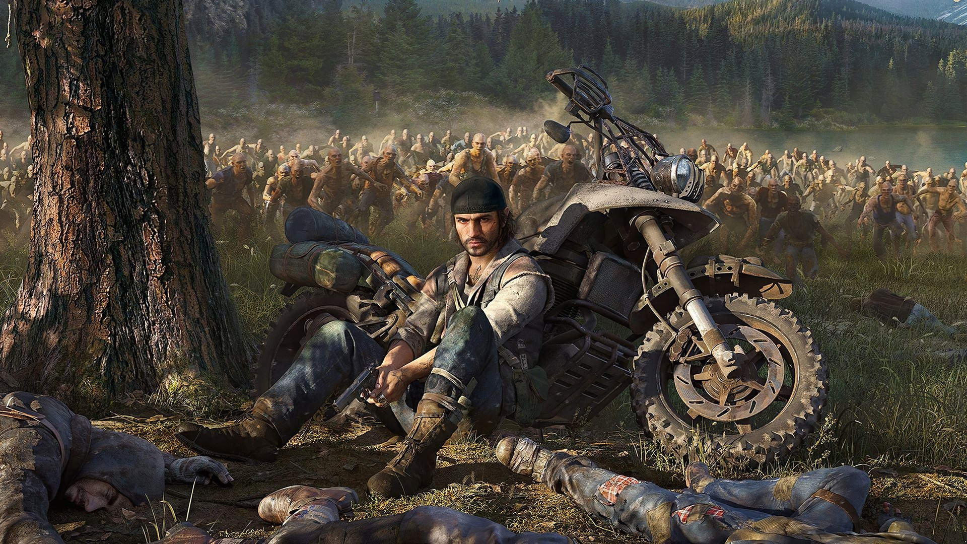 Days Gone Mission List