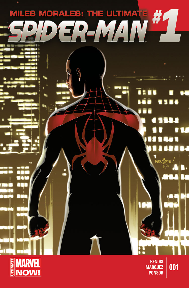 Ultimate Spider-Man Miles Morales