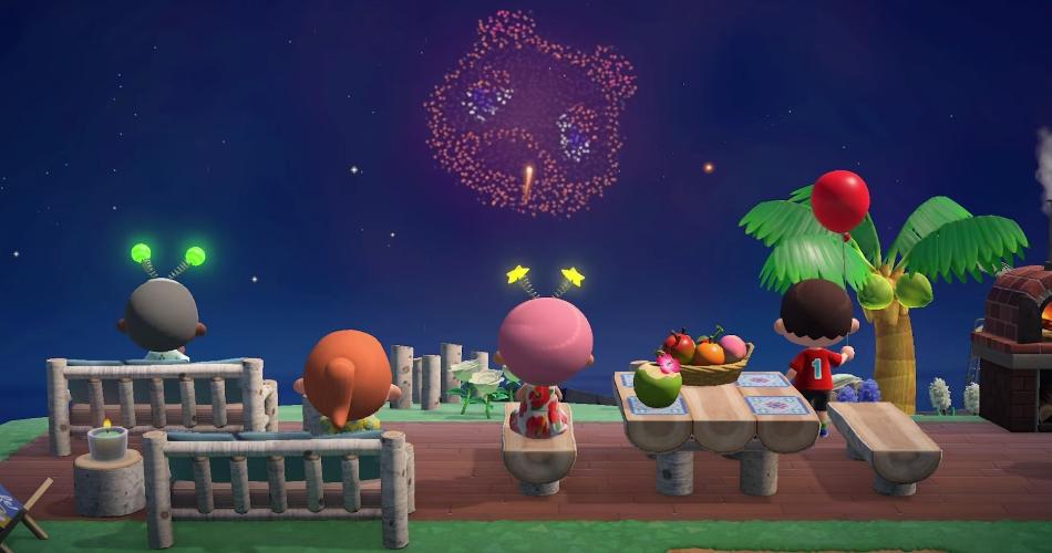 Animal Crossing New Horizons Summer Update 2