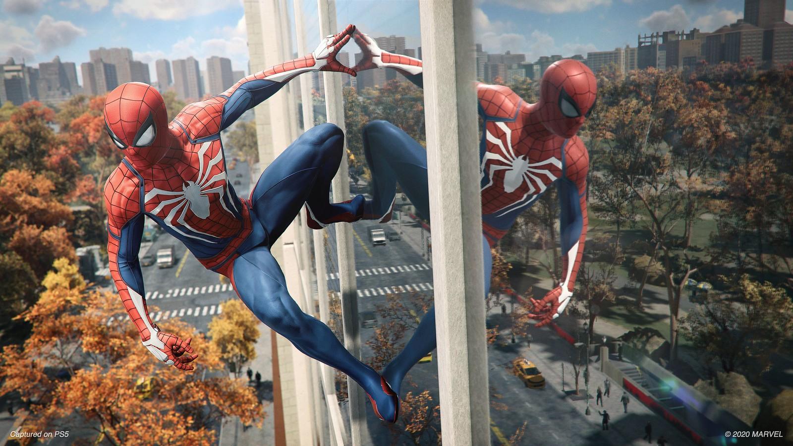 Marvel's Spider-Man- Remastered
