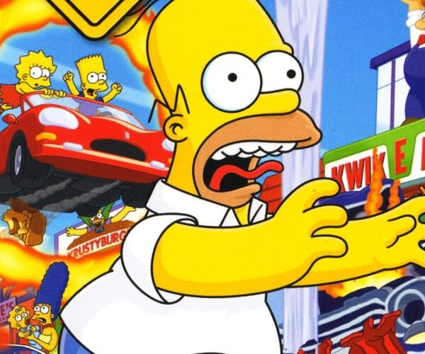 Simpsons Hit And Run Mods