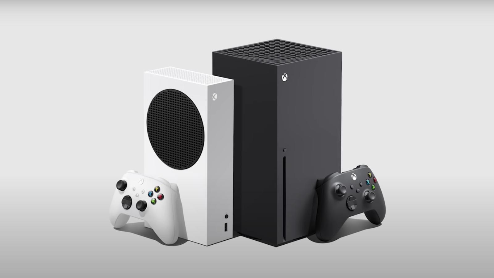 Xbox Series Consoles