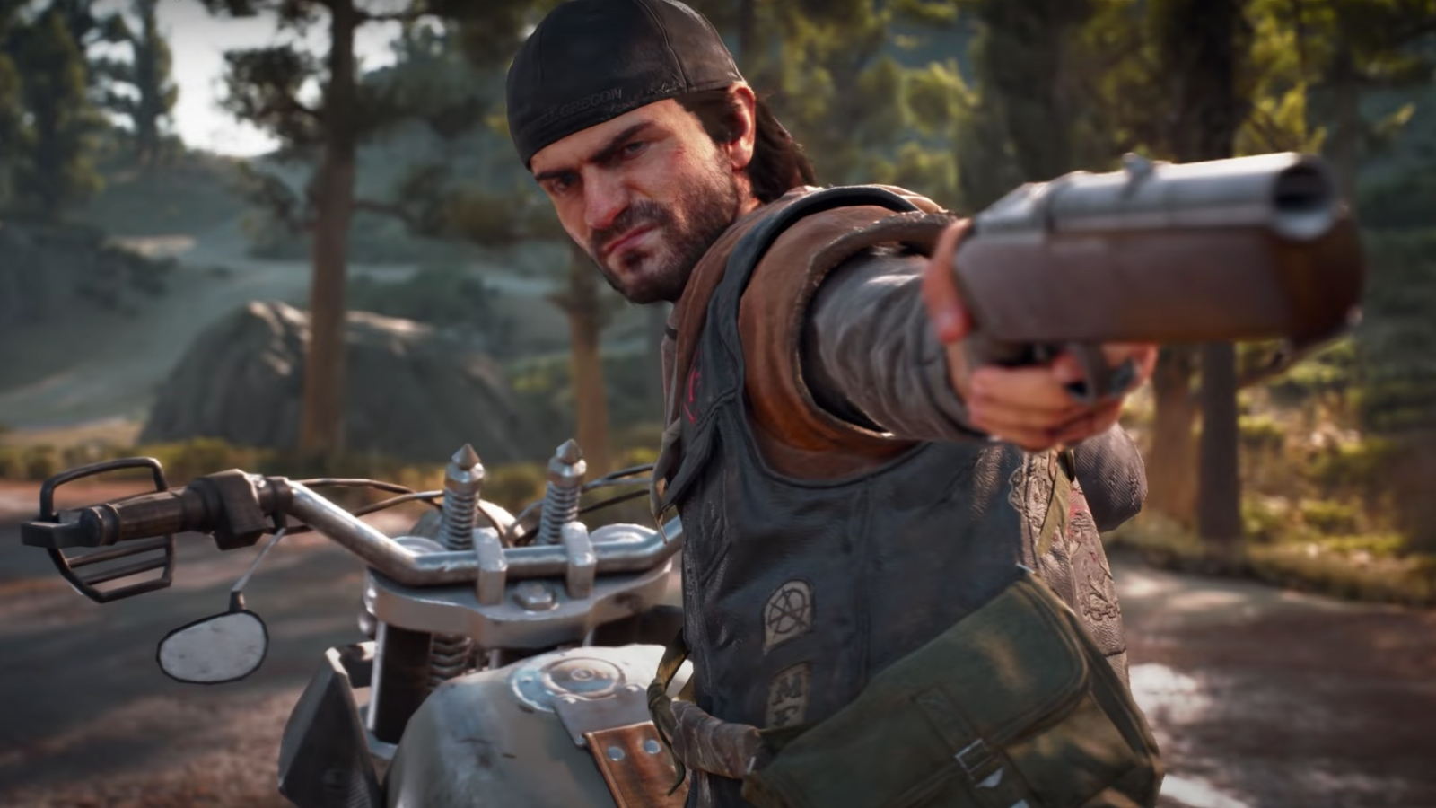 Days Gone PS5 Upgrade
