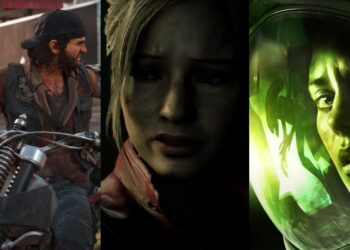 Best Horror PS4 Games 2021