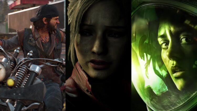 Best Horror PS4 Games 2021