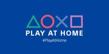 PlayStation Play At Home May-June 2021