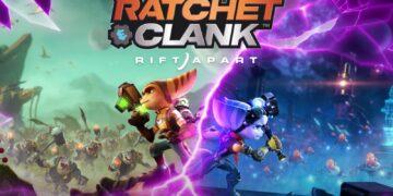 Ratchet & Clank - Rift Apart