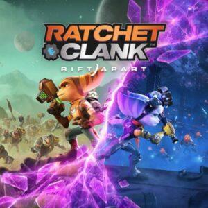 Ratchet&ClankRiftApart