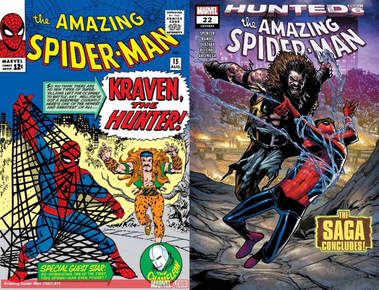 Kraven Marvel's Spider-Man 2