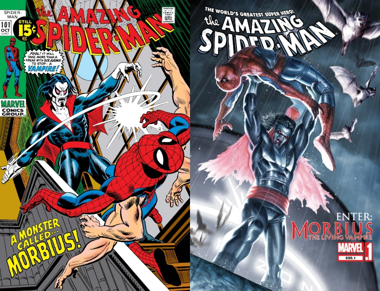 Morbius Marvel's Spider-Man 2