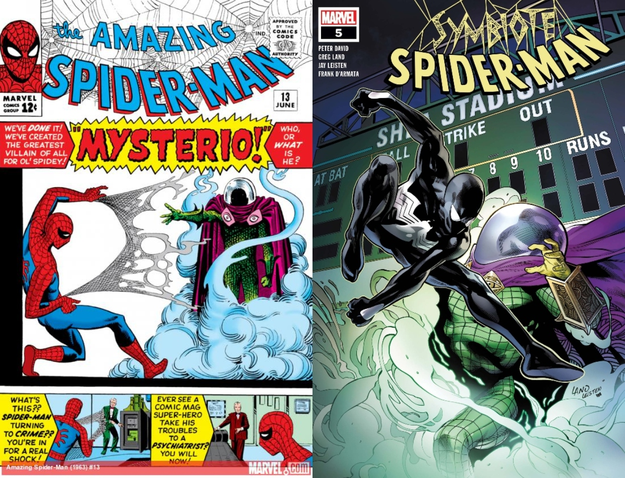 Mysterio Marvel's Spider-Man 2