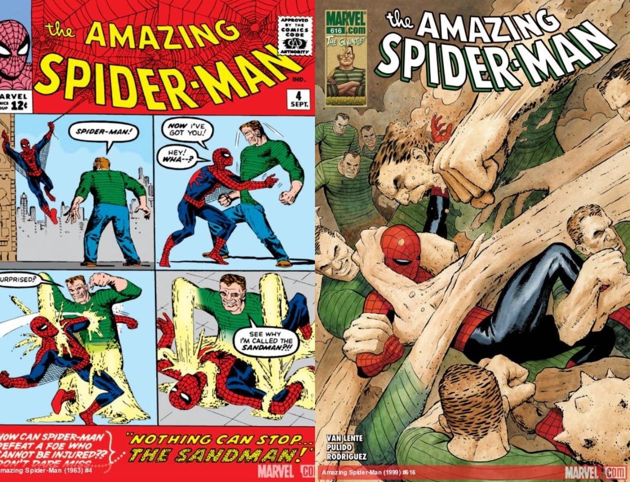 The Sandman Marvel's Spider-Man 2
