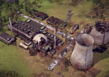 Endzone - A World Apart Power Plant