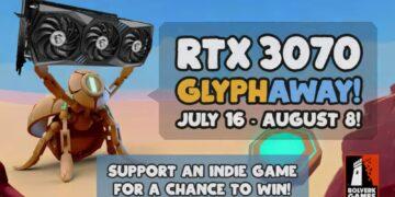 Glyph RTX 3070 Graphics Card