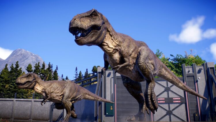 Jurassic World Evolutions 2