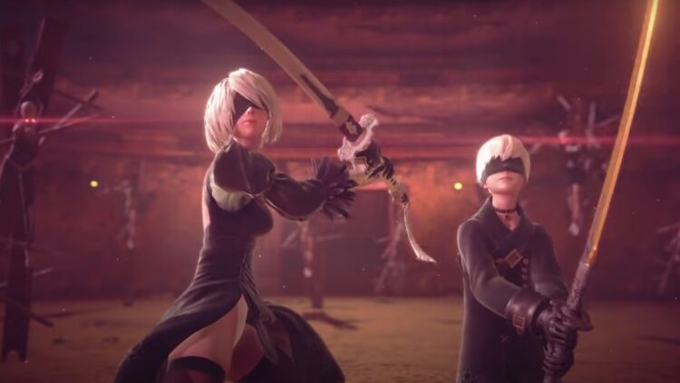 PS Now Games - NieR Automata, Ghostrunner, Undertale