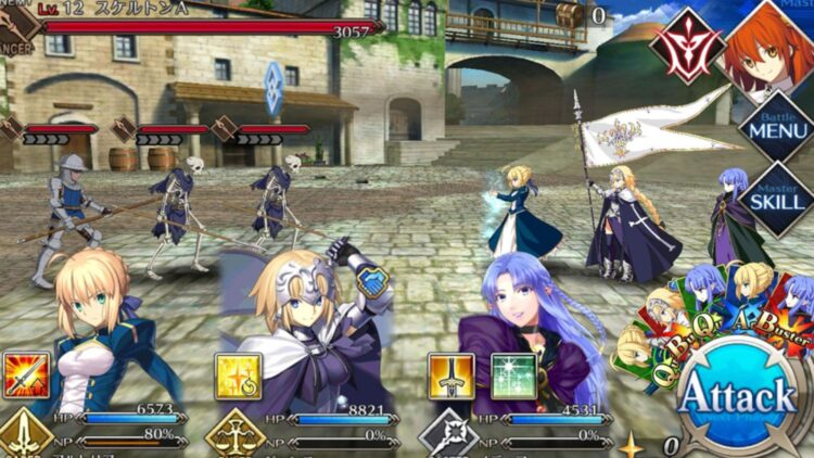 Fate/Grand Order Suggestions