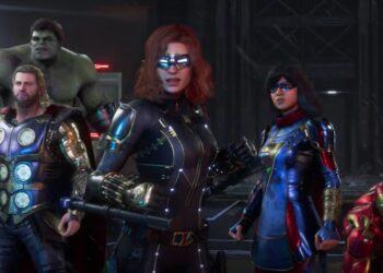 Marvel's Avengers Roadmap 2021