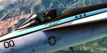 Microsoft Flight Simulator Top Gun