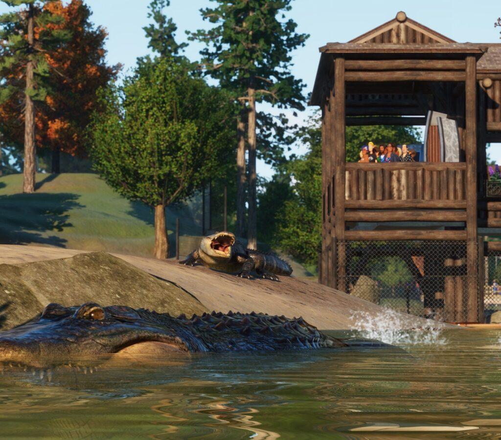 Planet Zoo North America Pack Screenshot 1