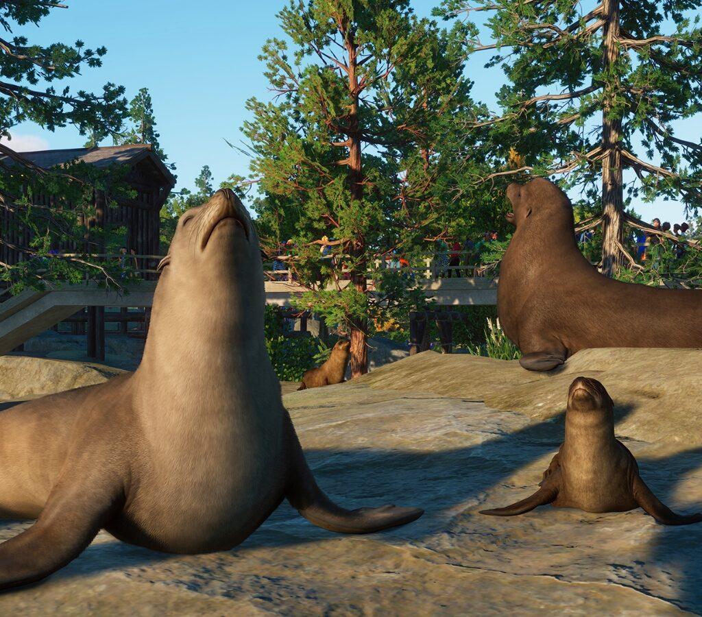 Planet Zoo North America Pack Screenshot 4
