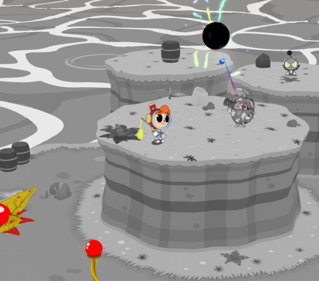 Rainbow Billy: The Curse Of The Leviathan Screenshot 1