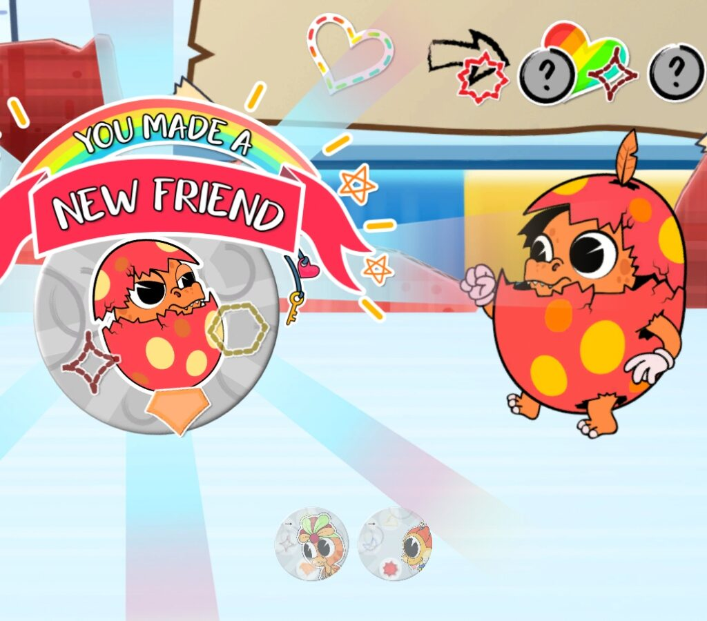 Rainbow Billy: The Curse Of The Leviathan Screenshot 2