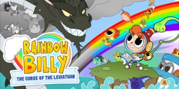 Rainbow Billy: The Curse Of The Leviathan