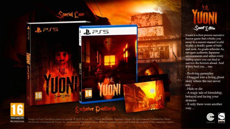 Yuoni Boxed Edition