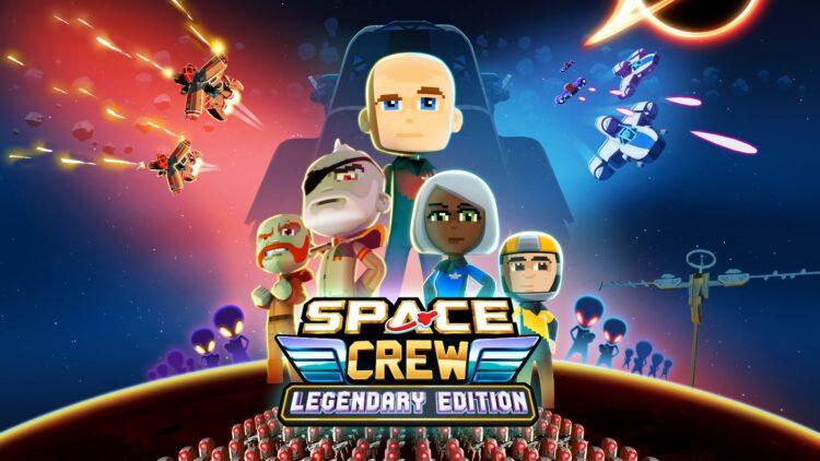 Space Crew: Legendary Edition
